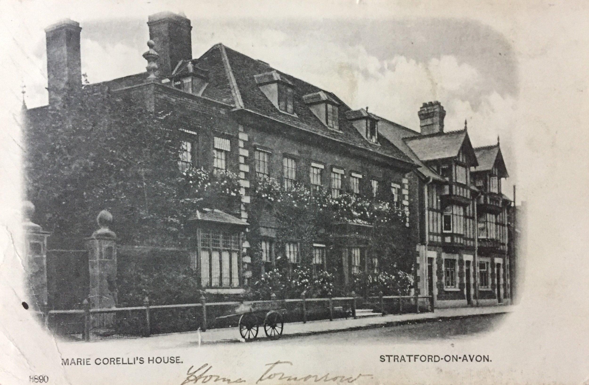 1908 Home Tomorrow