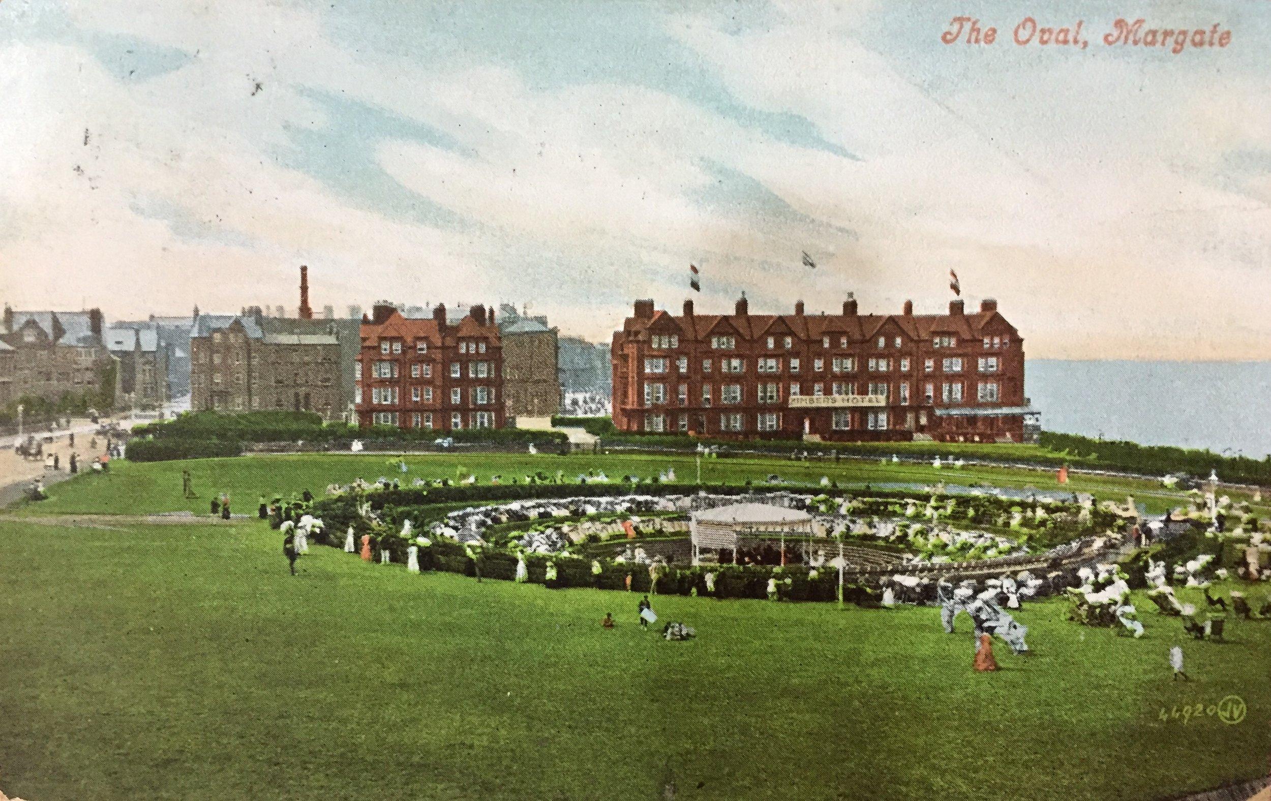 1906 Daisy Hartnall in Somerset