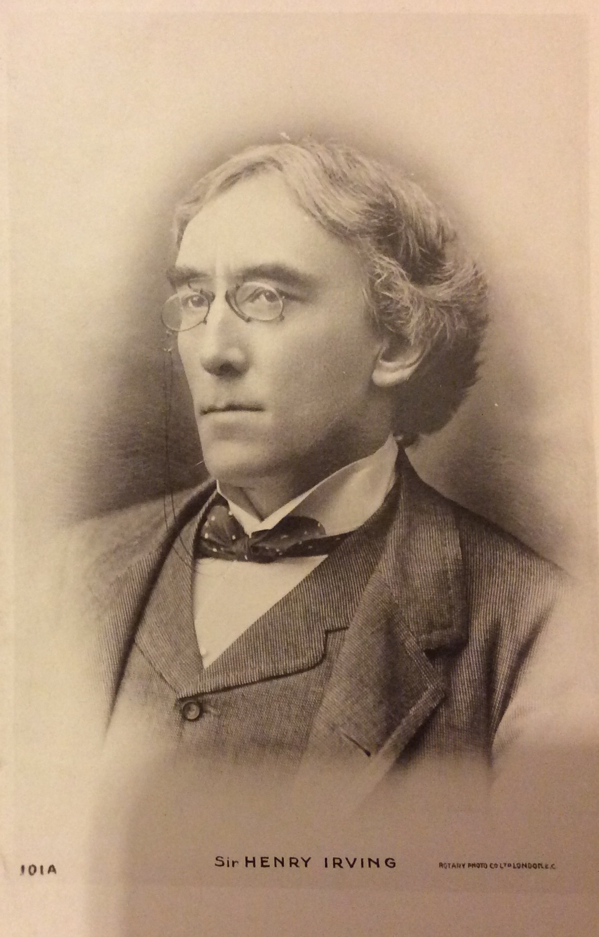 The Actor Manager Sir Henry Irving
