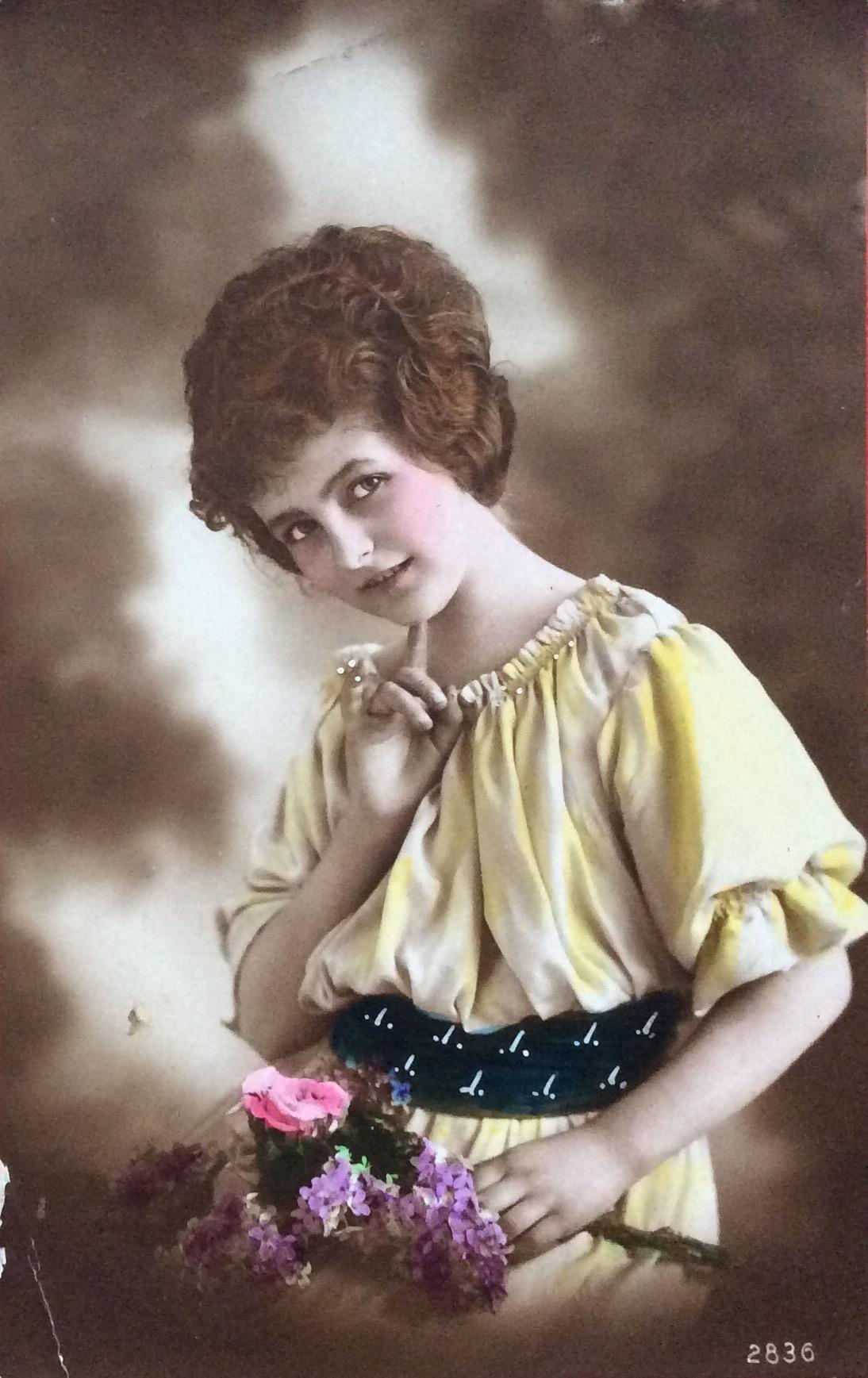 1916 January 9 Happy Birthday Emily Wrathall