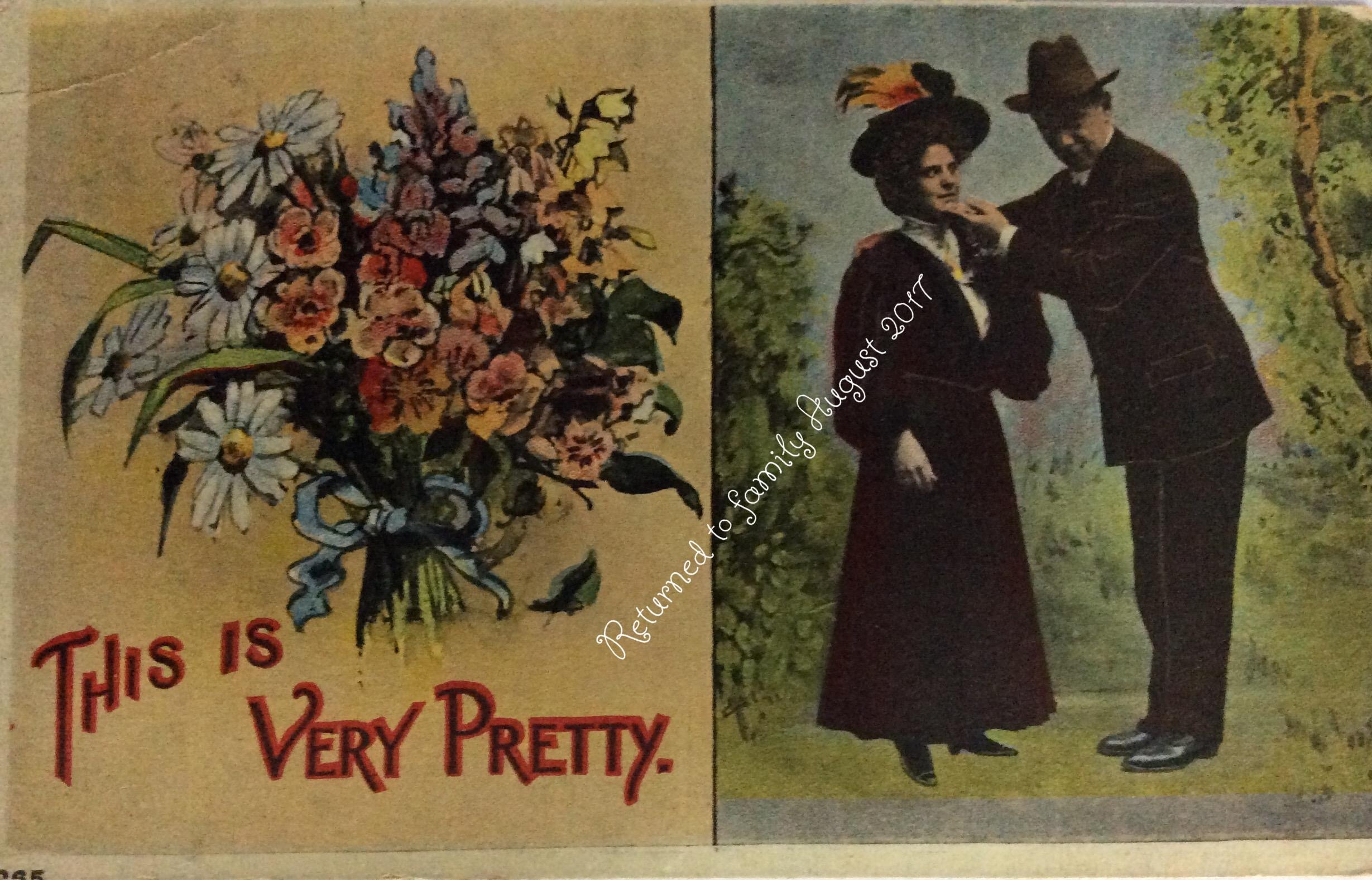 1909 October 4 Has Anyone Seen Kelly