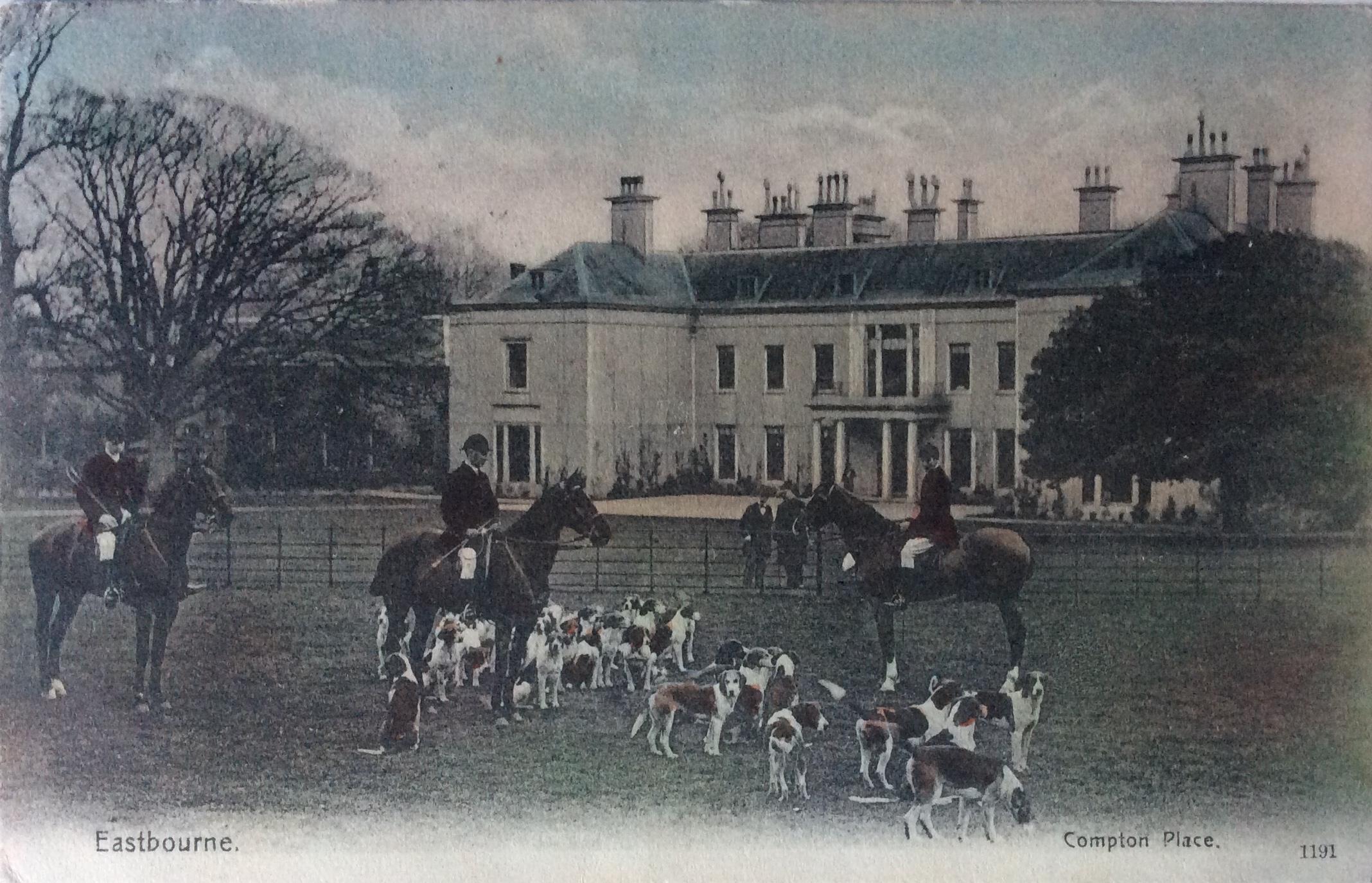 1905 June 1 The Duke of Devonshire's Place