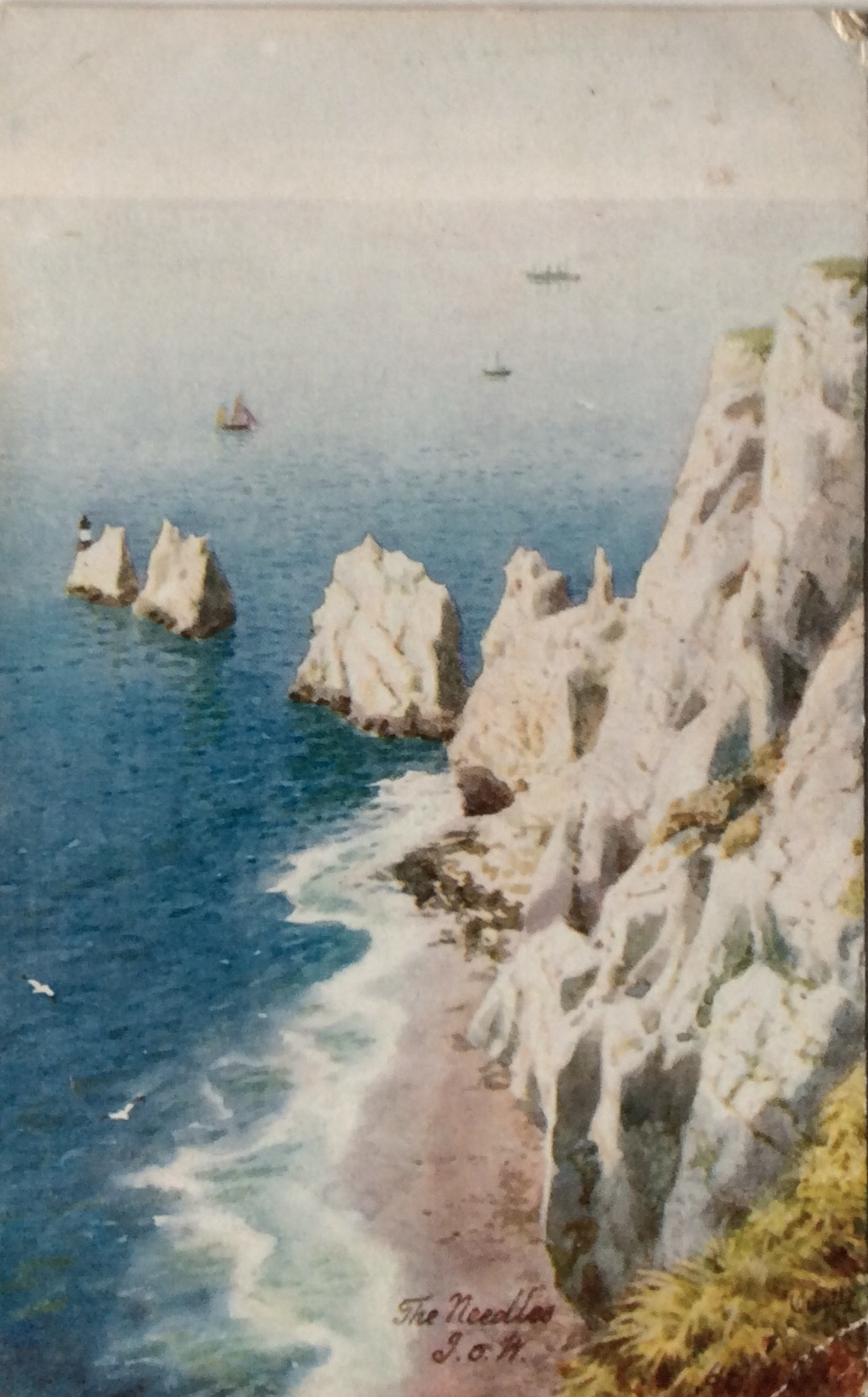 1908 March 1 Henrietta Trott