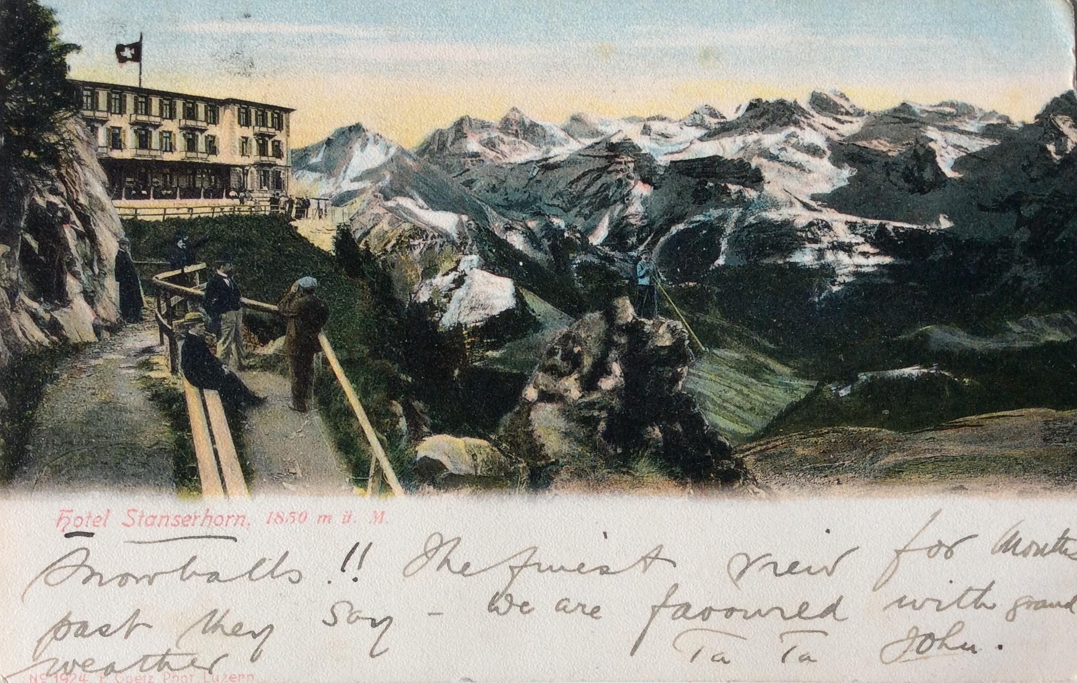 1904 August 20 Ebeneezer Brown West