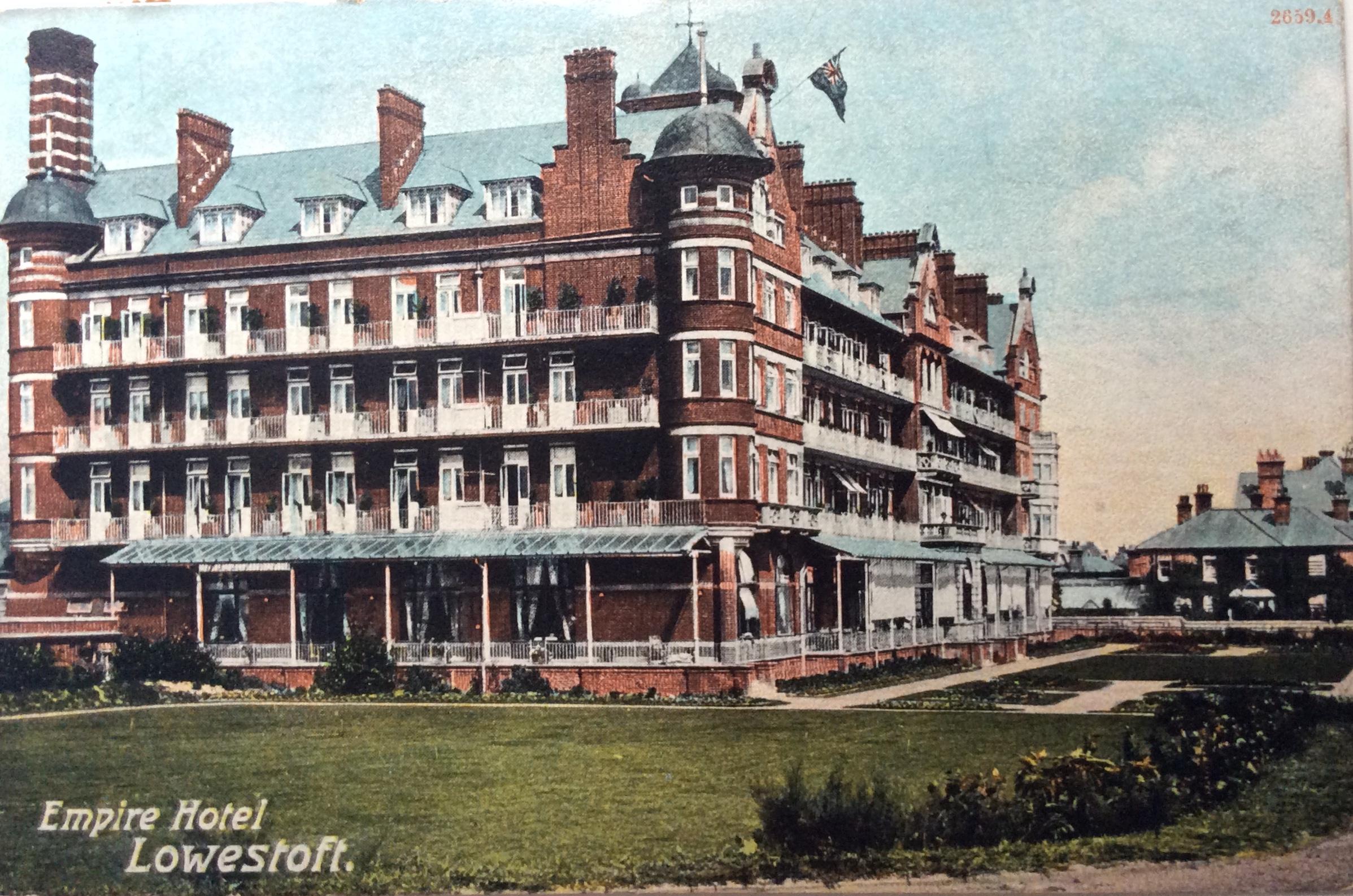 1905 March 3 Rhoda Mary Lawrenson