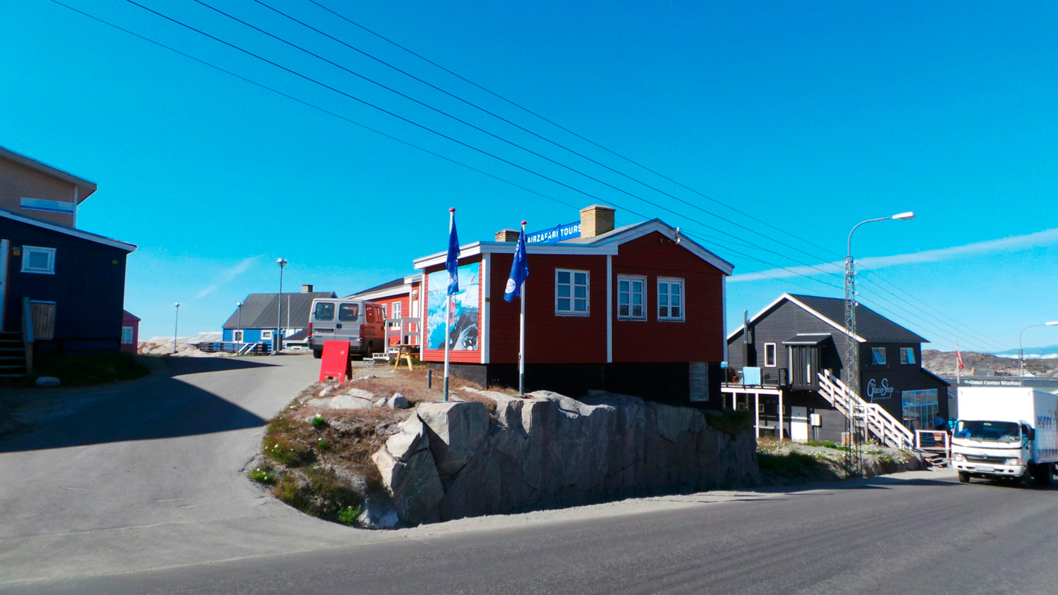 Our office in Ilulissat