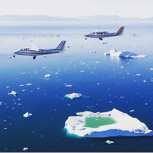 COME FLY WITH US - we are ready to give you a flight, you'll never forget. See the beauty of Greenland from the sky. 📸 Taken by the talented @chase.teron  #greenland #icecap #ilulissat #nature #planetrip #glacier #icefjord #nothernlights #travel #amazing #airzafarigreenland #ilulissat #kangerlussuaq #arcticocean #arctic #fjords #whalewatching #whale #explore #ice #instacool #traveltheworld #comeflywithus