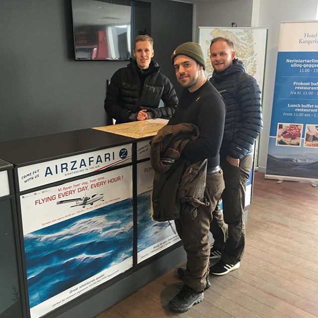 The Airzafari 2019 is now airborne. Instead of waiting in Kangerlussuaq airport, why not experience one of our amazing flights. Our Captain Kristian will welcome you at our stand next to the gates and inform you of the flight options. See the endless Icecap, dramatic glaciers with deep crevasses & blue water ponds, spot reindeer and let the epic Greenlandic nature take your breath away. We even guarantee herds of Musk Ox in the beautiful valleys. Captain Kristian will give you the experience of a lifetime and have you back in plenty of time for your next flight. COME FLY WITH US  Call us, contact and booking Kangerlussuaq +299 248554 or Ilulissat +299 584068 www.airzafari.com  #greenland #icecap #ilulissat #nature #planetrip #glacier #icefjord #nothernlights #travel #amazing #airzafarigreenland #ilulissat #kangerlussuaq #arcticocean #arctic #fjords #whalewatching #whale #explore #ice #instacool #traveltheworld #comeflywithus