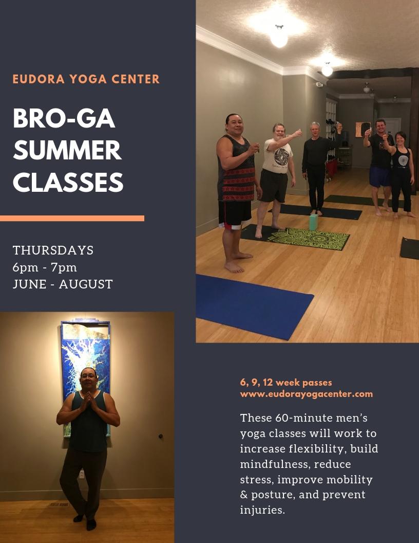 Bro-ga Summer Classes