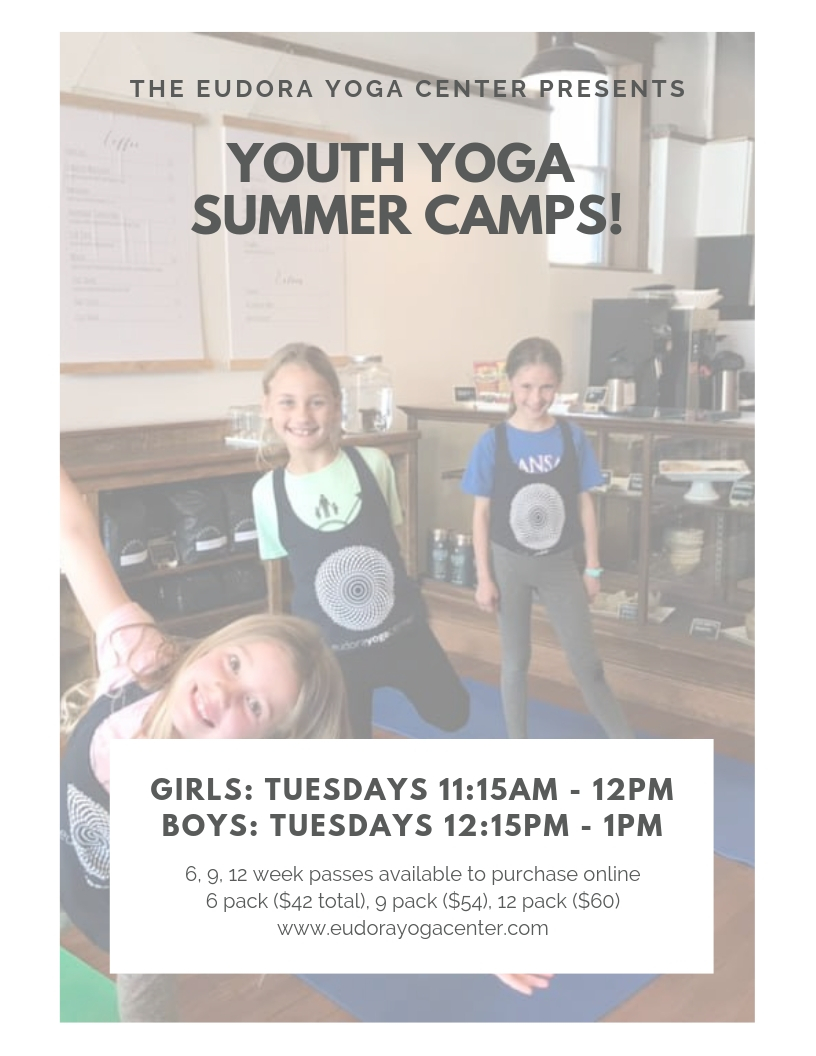 YOUTH YOGA SUMMER CAMPS