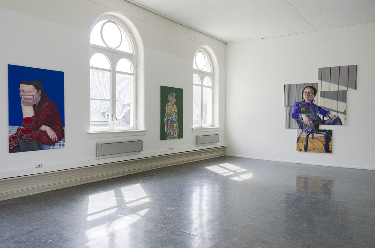Mimicry installation view