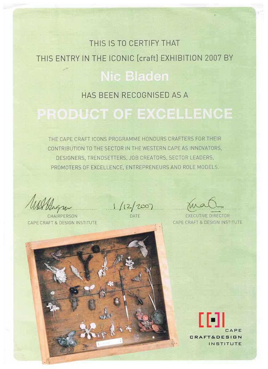 CCDI Award