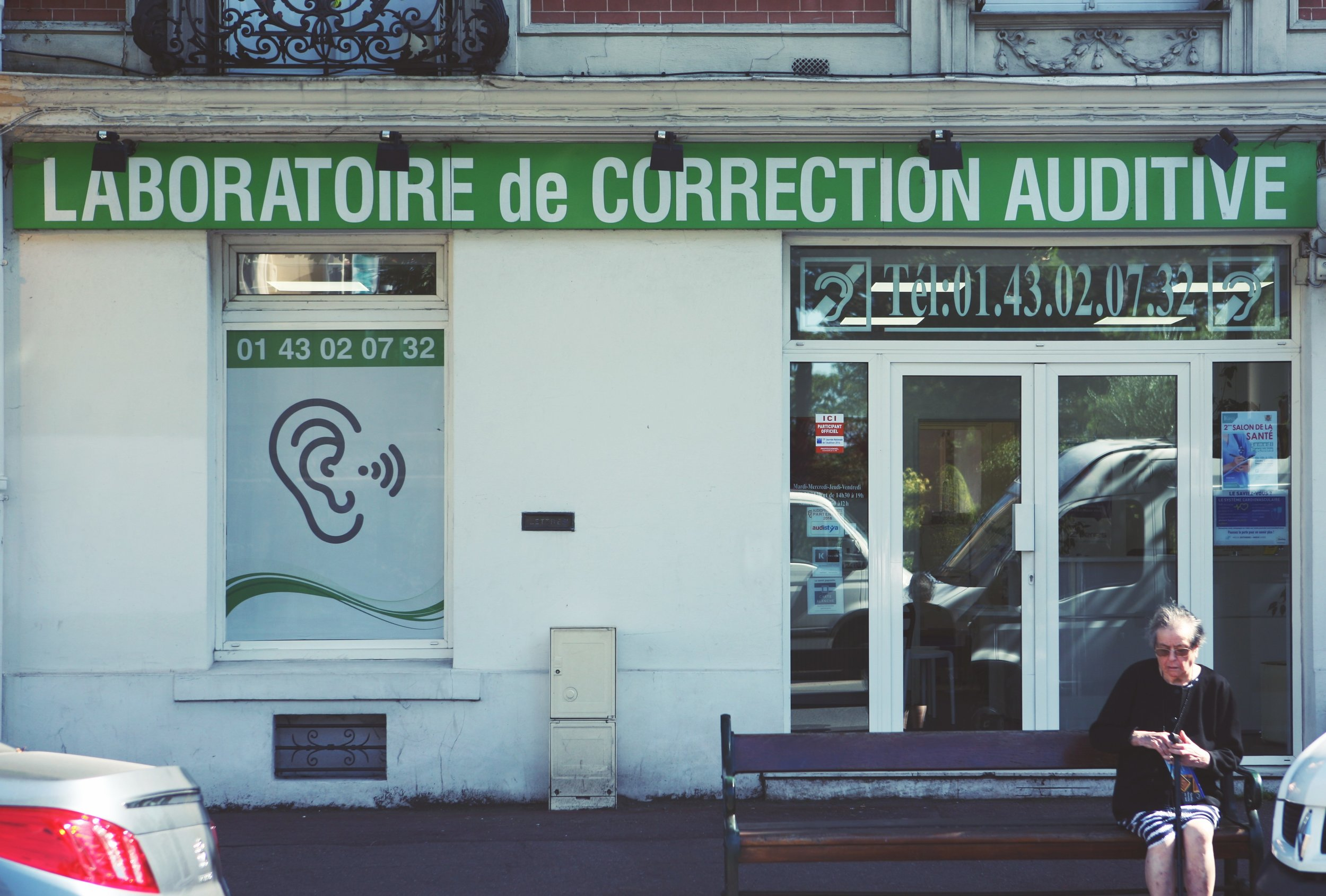Audioprothésiste Le Raincy Chelles Villemomble Gagny