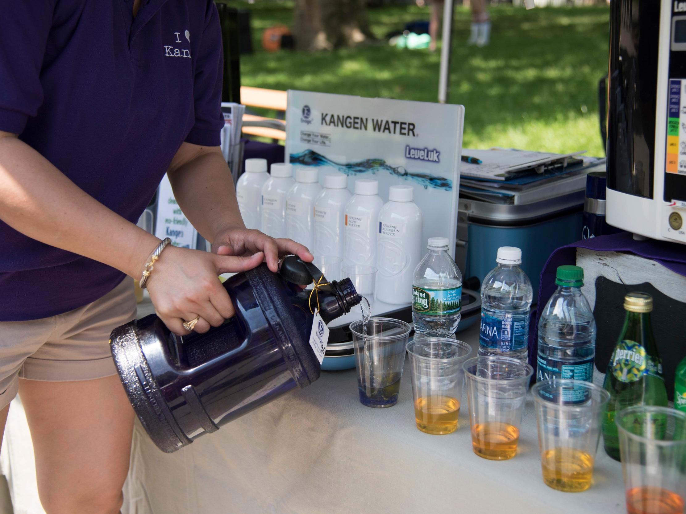 Enagic   - Kangen water