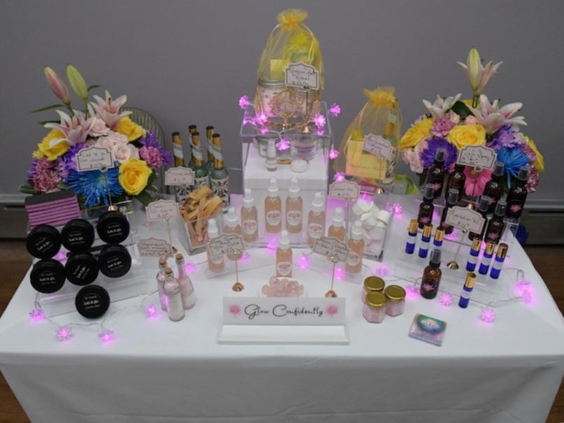 Glow Confidently   - Bath & body products