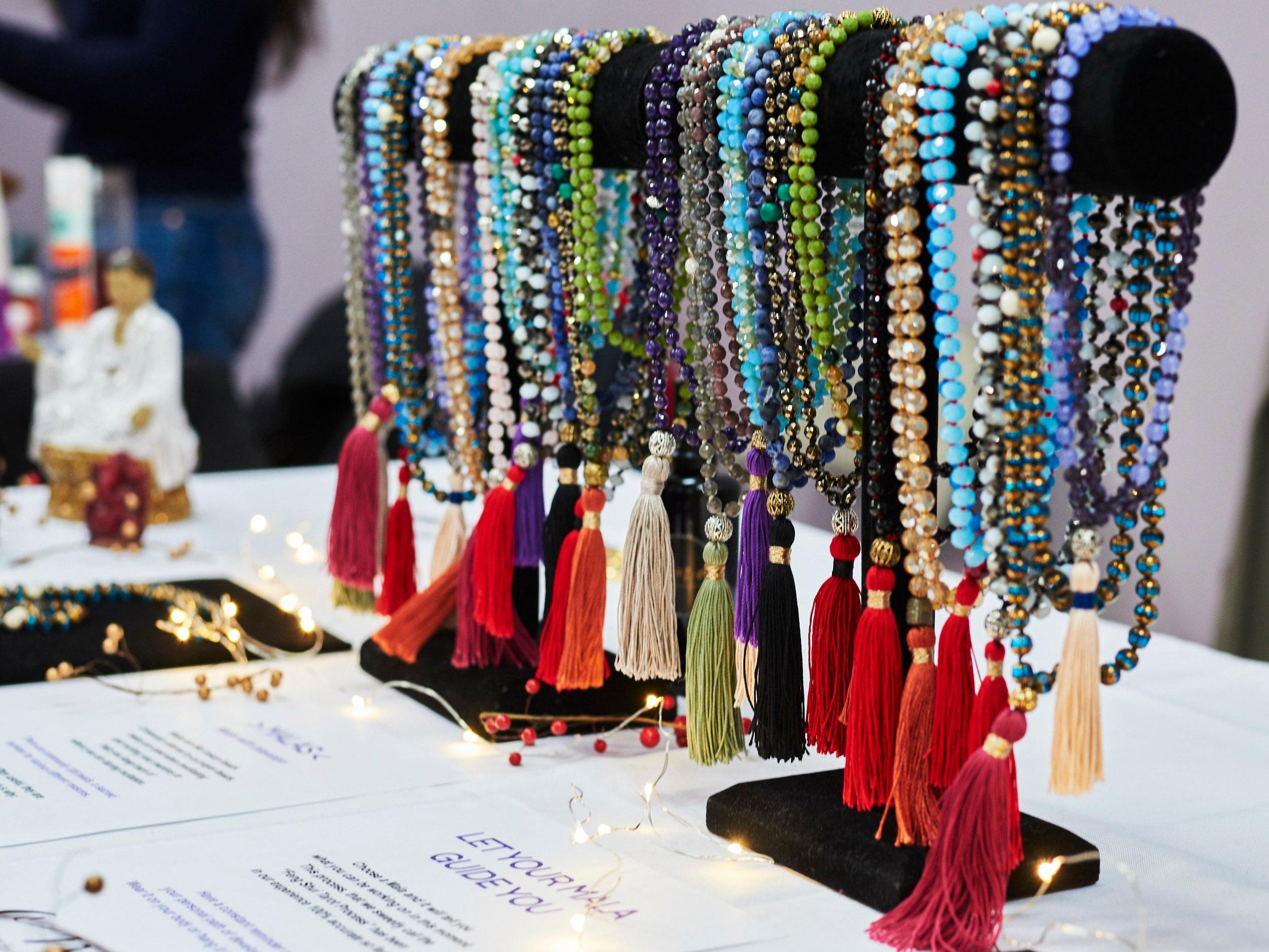 Ama Body Soul   - Mala beads