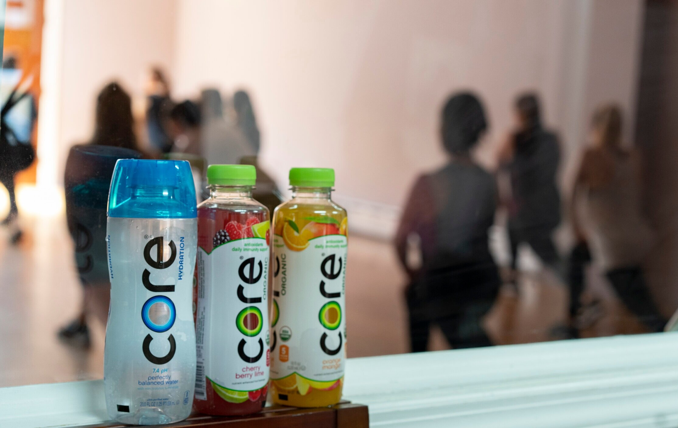 Core Hydration   - Ultra purified water