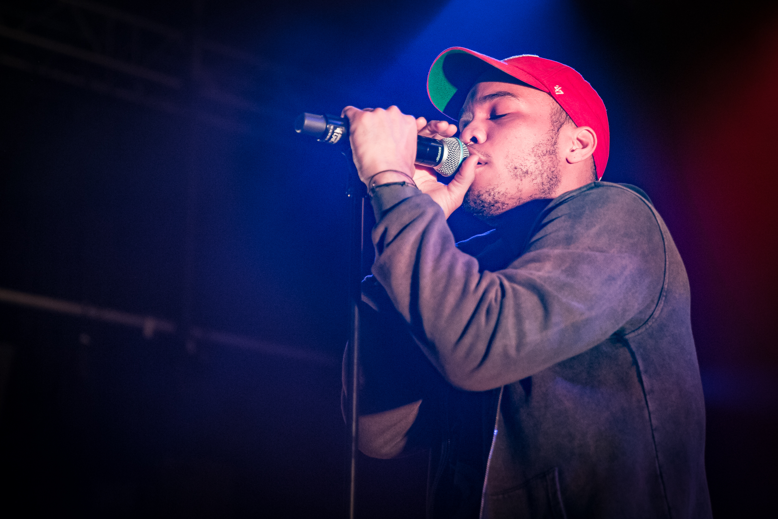 Anderson .Paak at Parkteatret, Oslo
