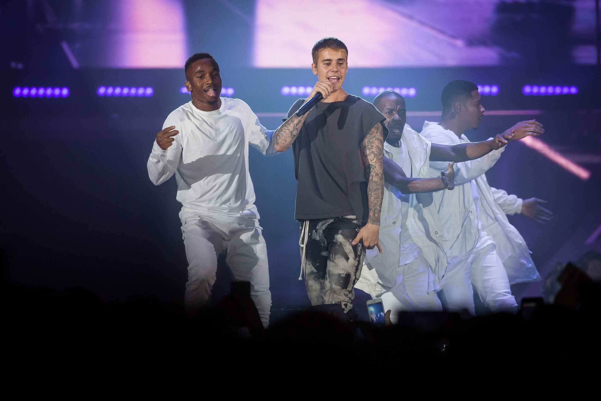 Justin Bieber at Telenor Arena, Oslo