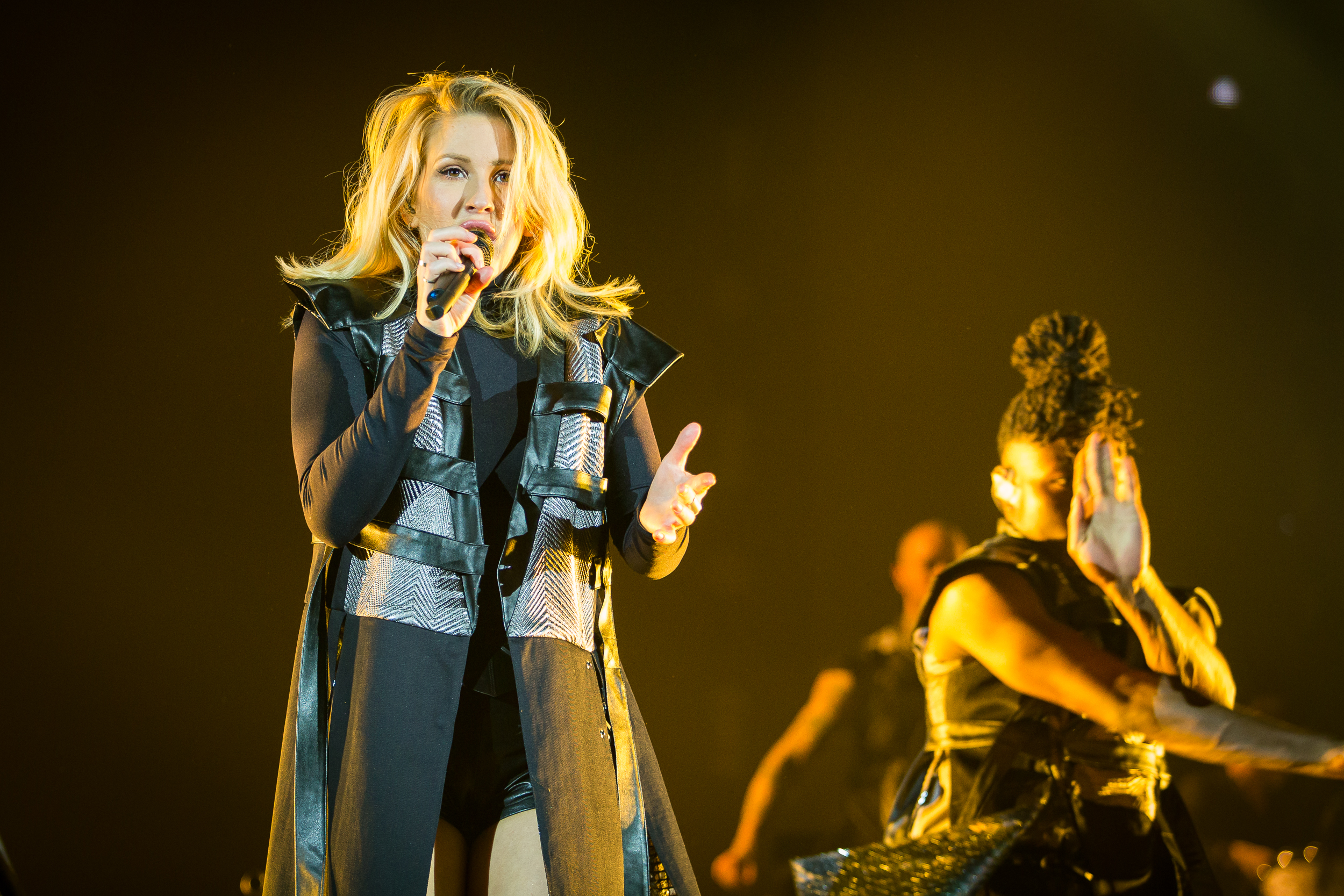 Ellie Goulding at Telenor Arena, Oslo
