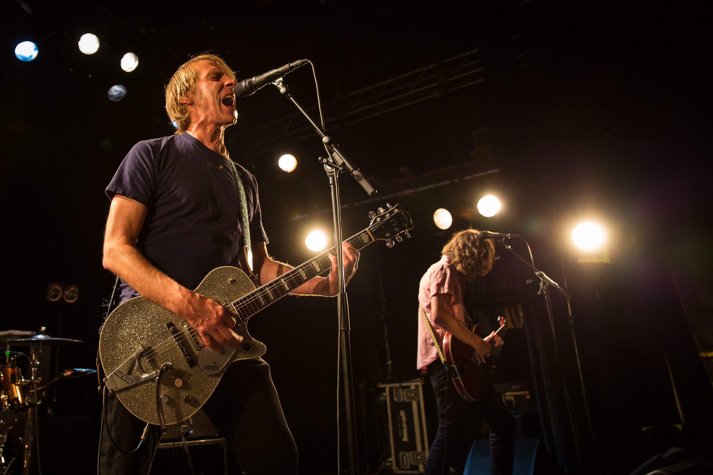Mudhoney live at Parkteatret, Oslo
