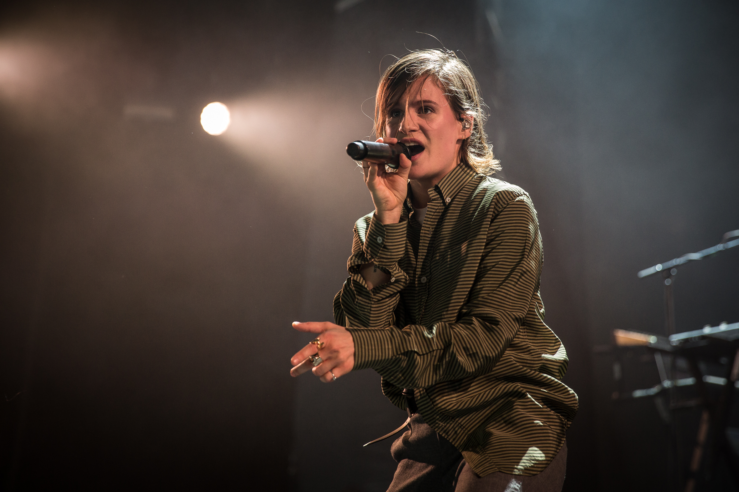Christine & The Queens at Øyafestivalen