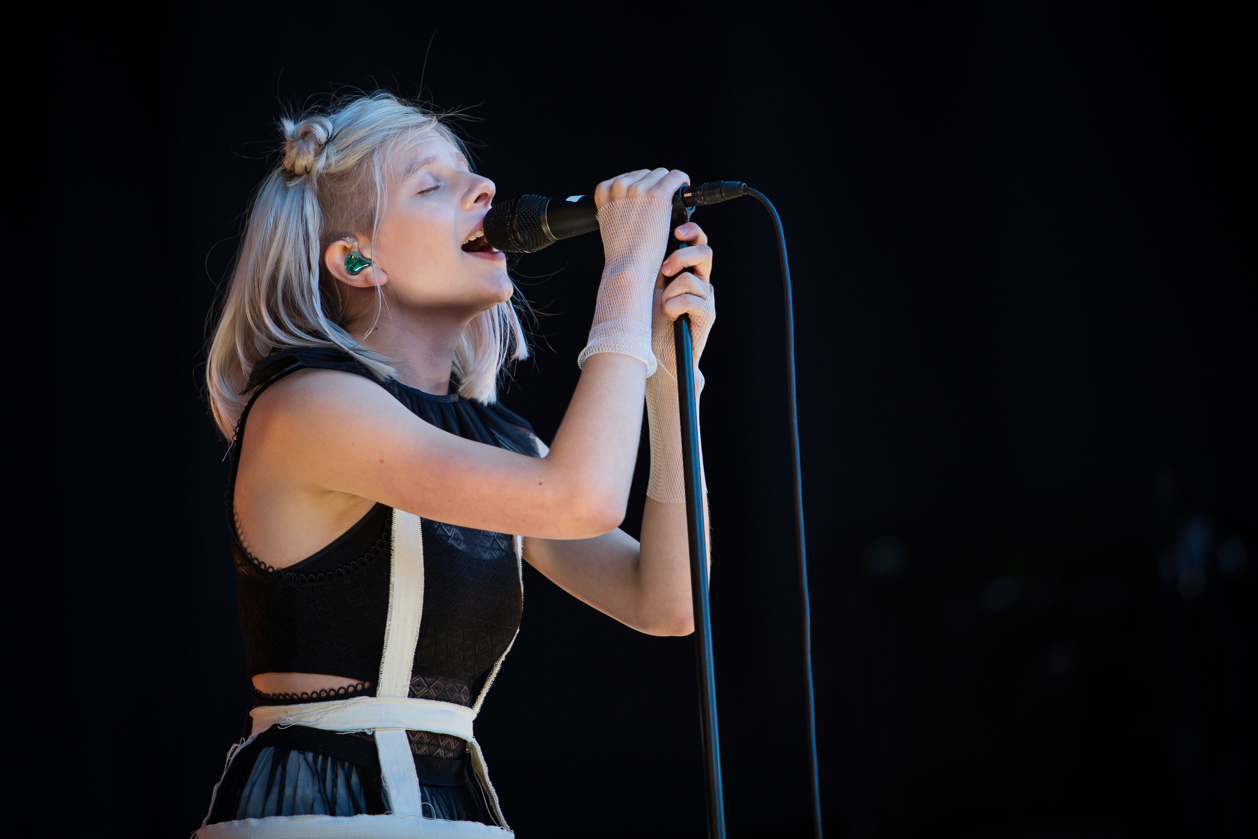 AURORA at Øyafestivalen