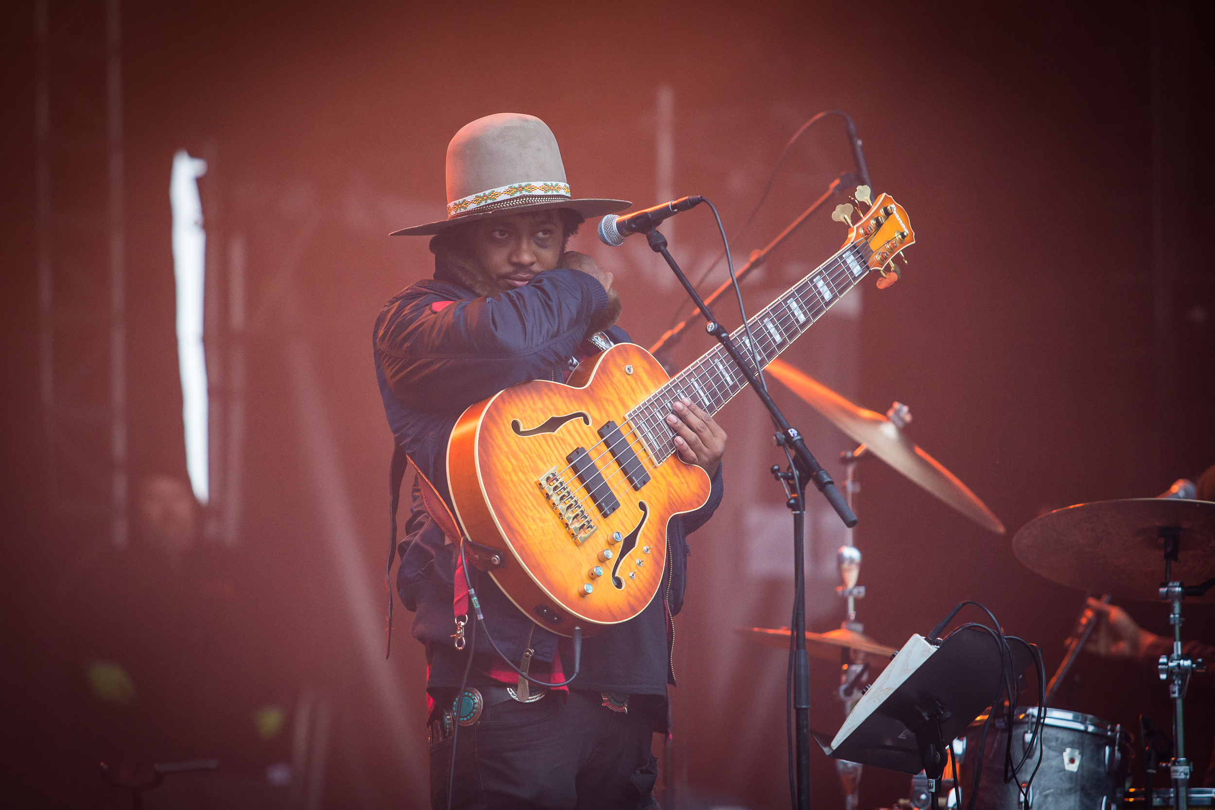 Thundercat at Øyafestivalen