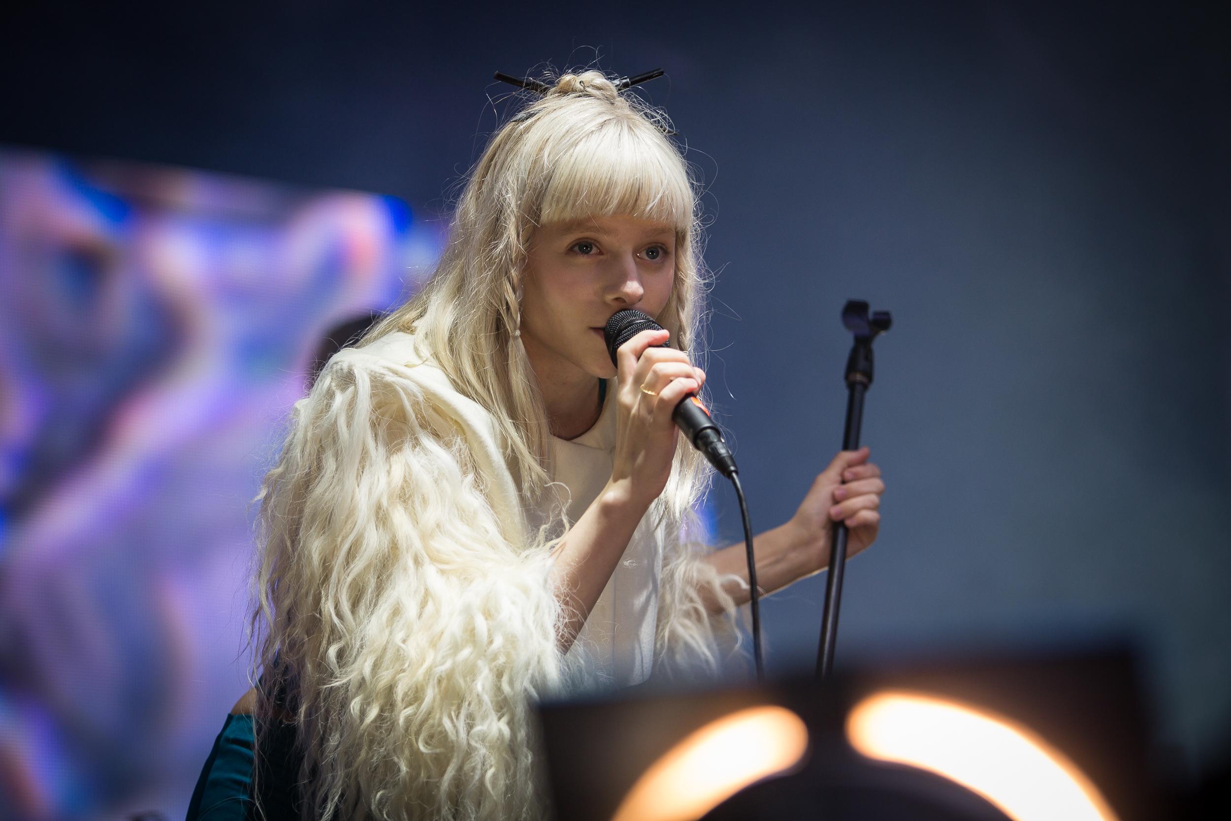 AURORA at Bergenfest