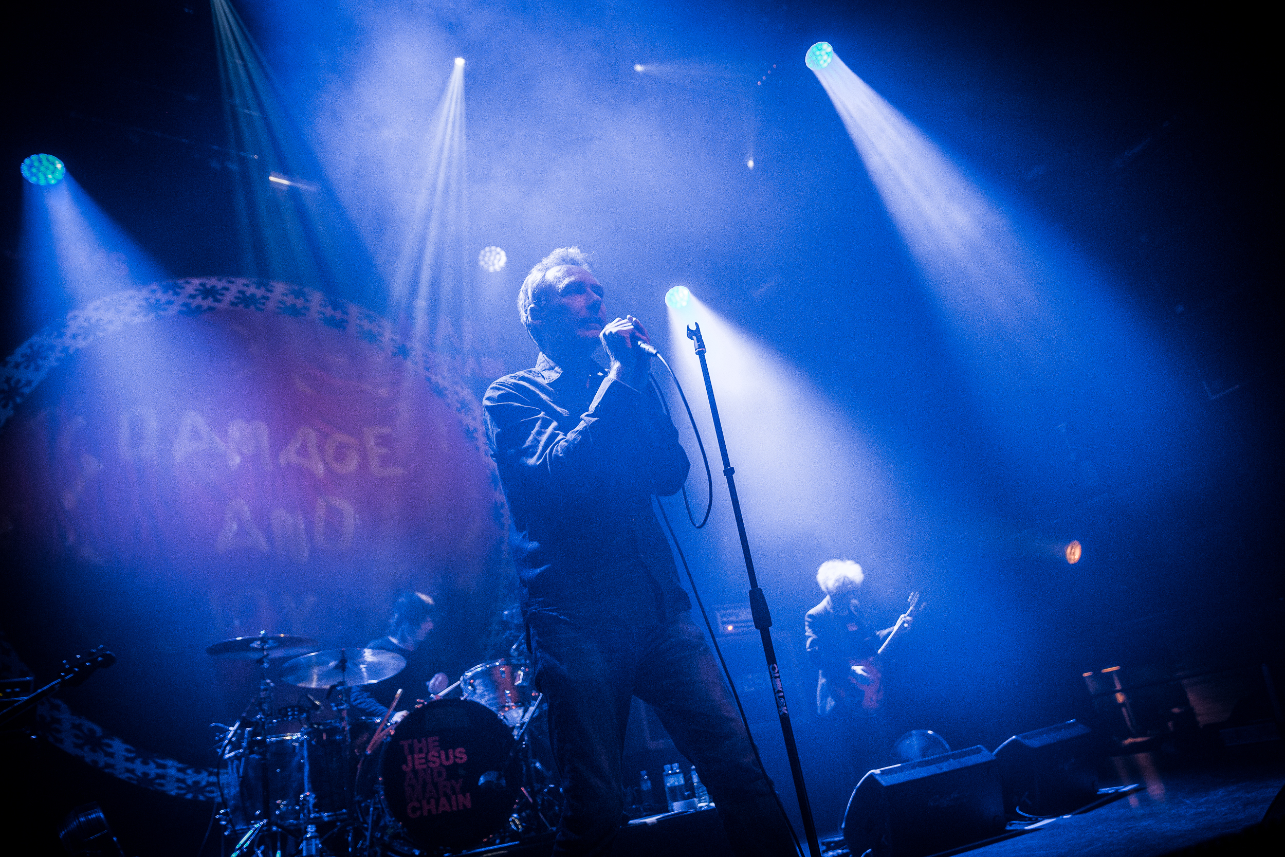 The Jesus and Mary Chain at Rockefeller, Oslo