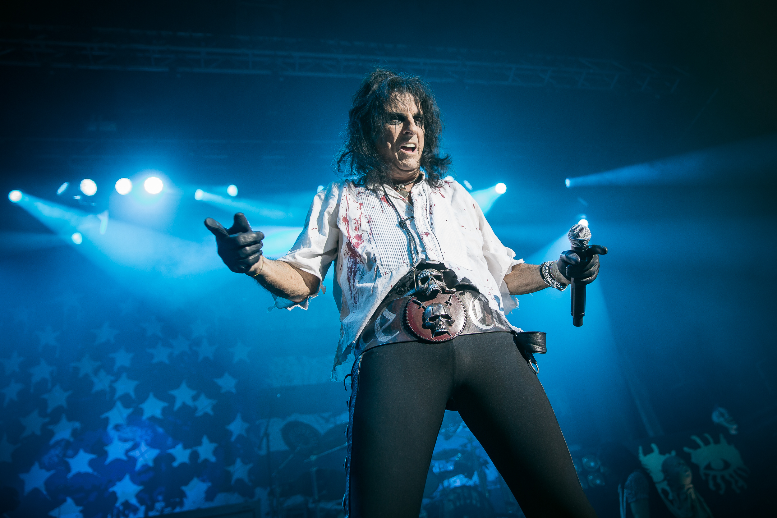 Alice Cooper at Sentrum Scene, Oslo