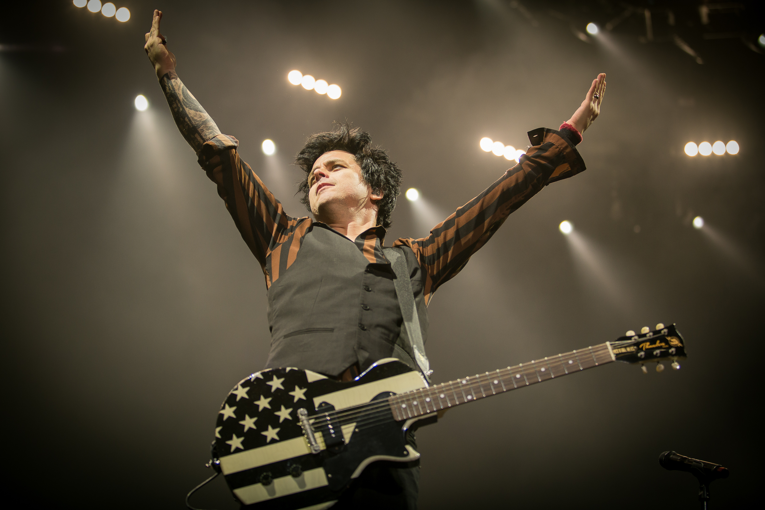 Green Day at Oslo Spektrum, Oslo