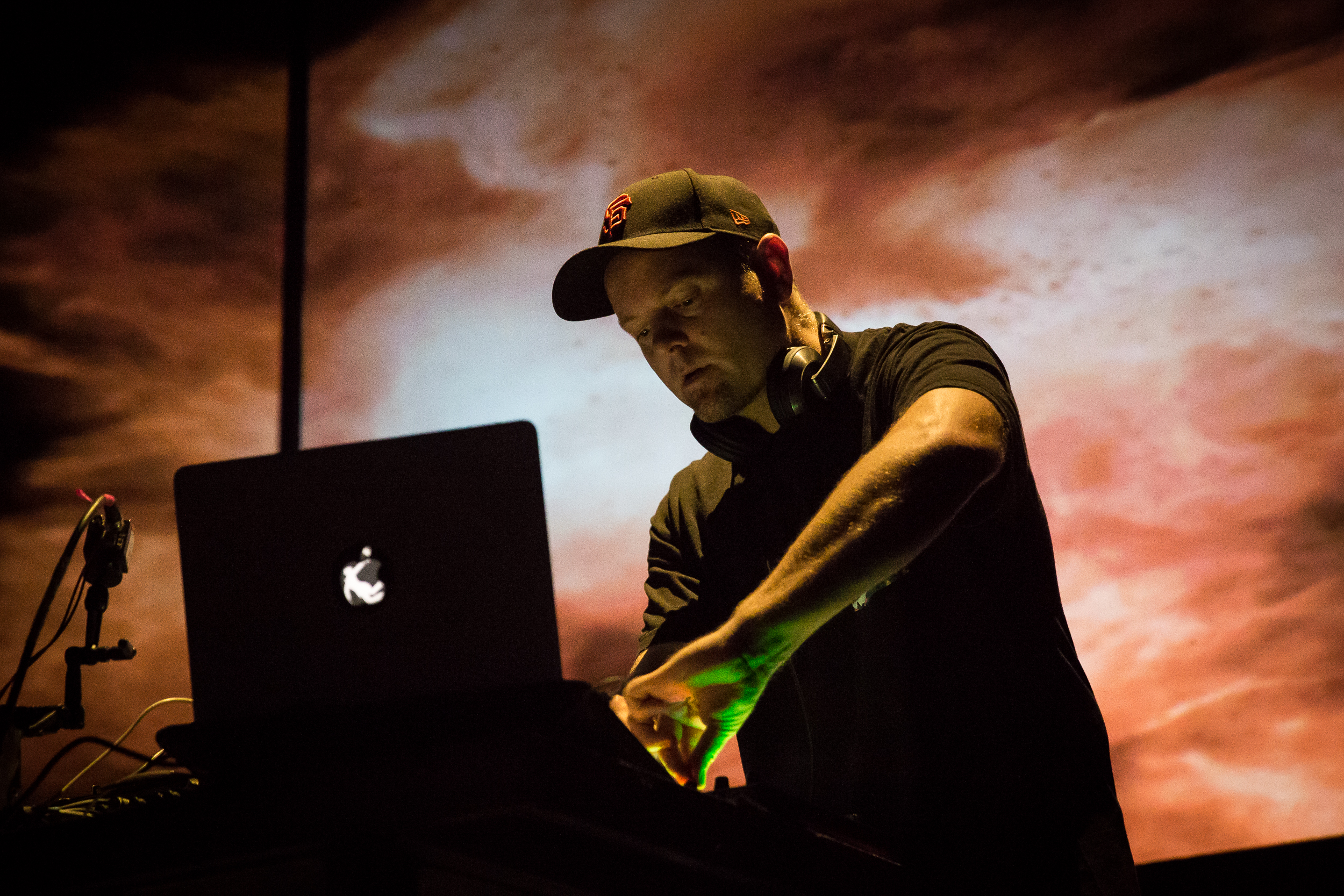 DJ Shadow at Rockefeller, Oslo