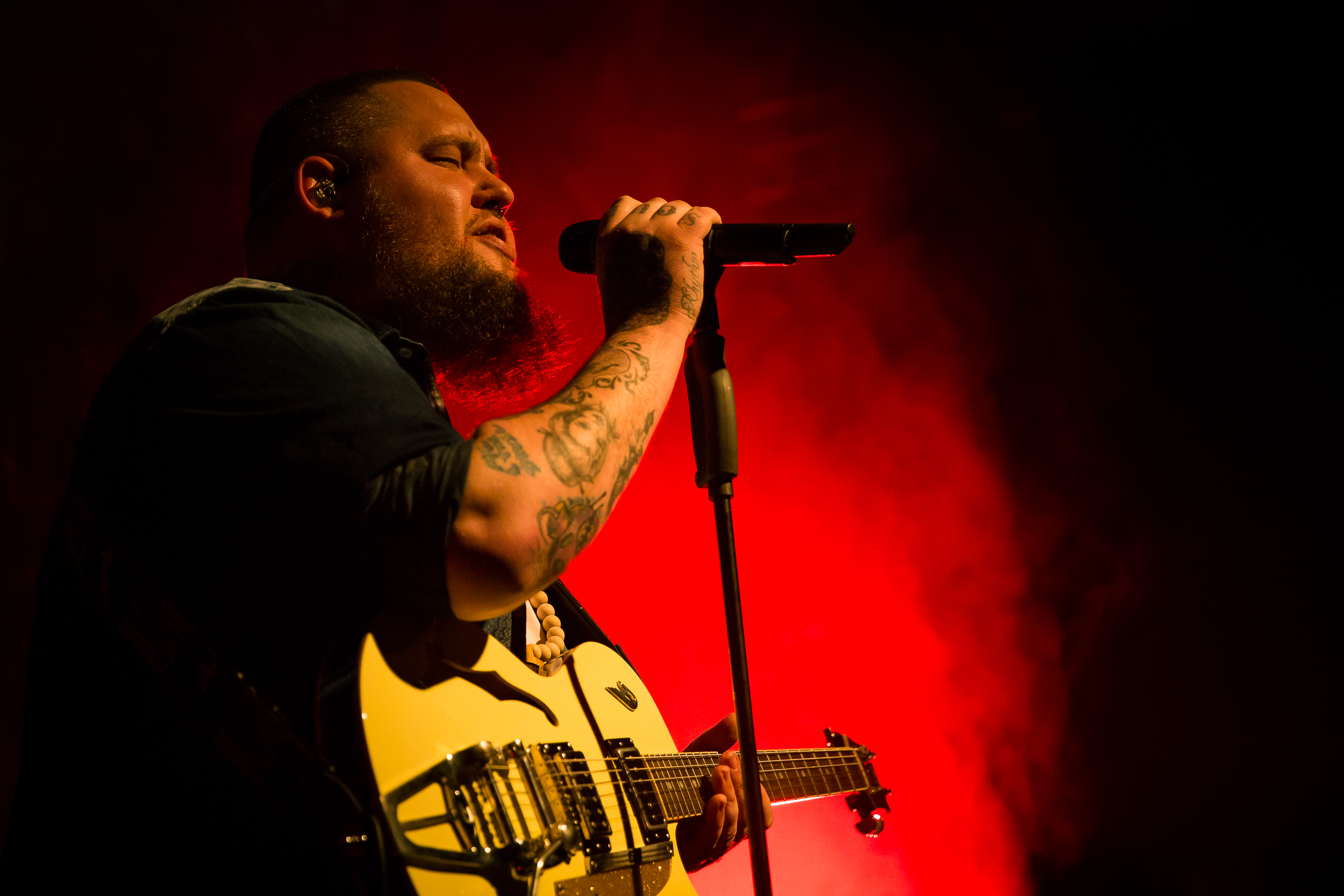 Rag N' Bone Man at Parkteatret, Oslo