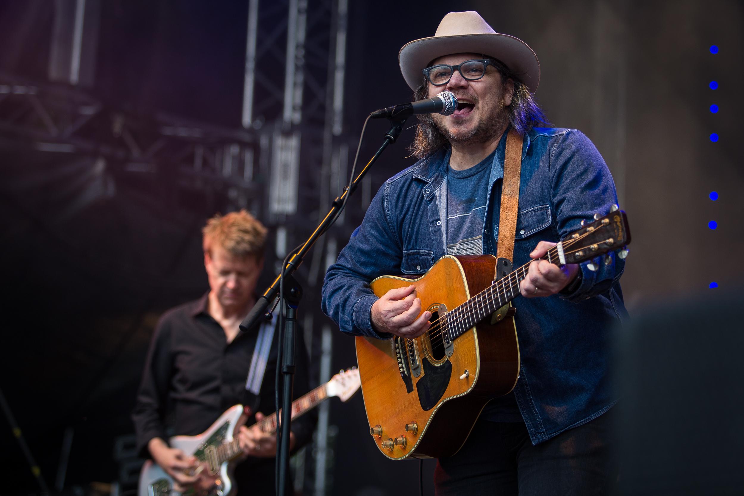 Wilco at Bergenfest 2016, Bergen.