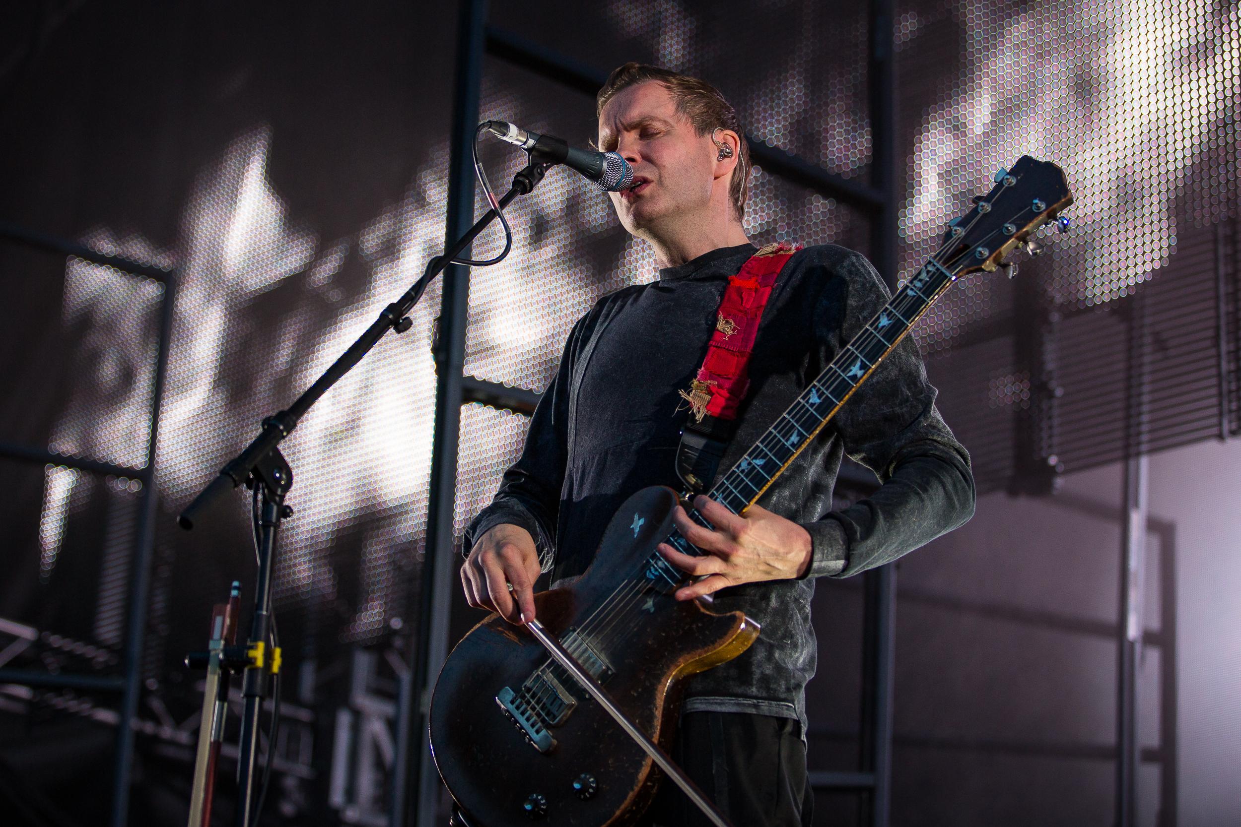 Sigur Rós live at Bergenfest 2016, Bergen.
