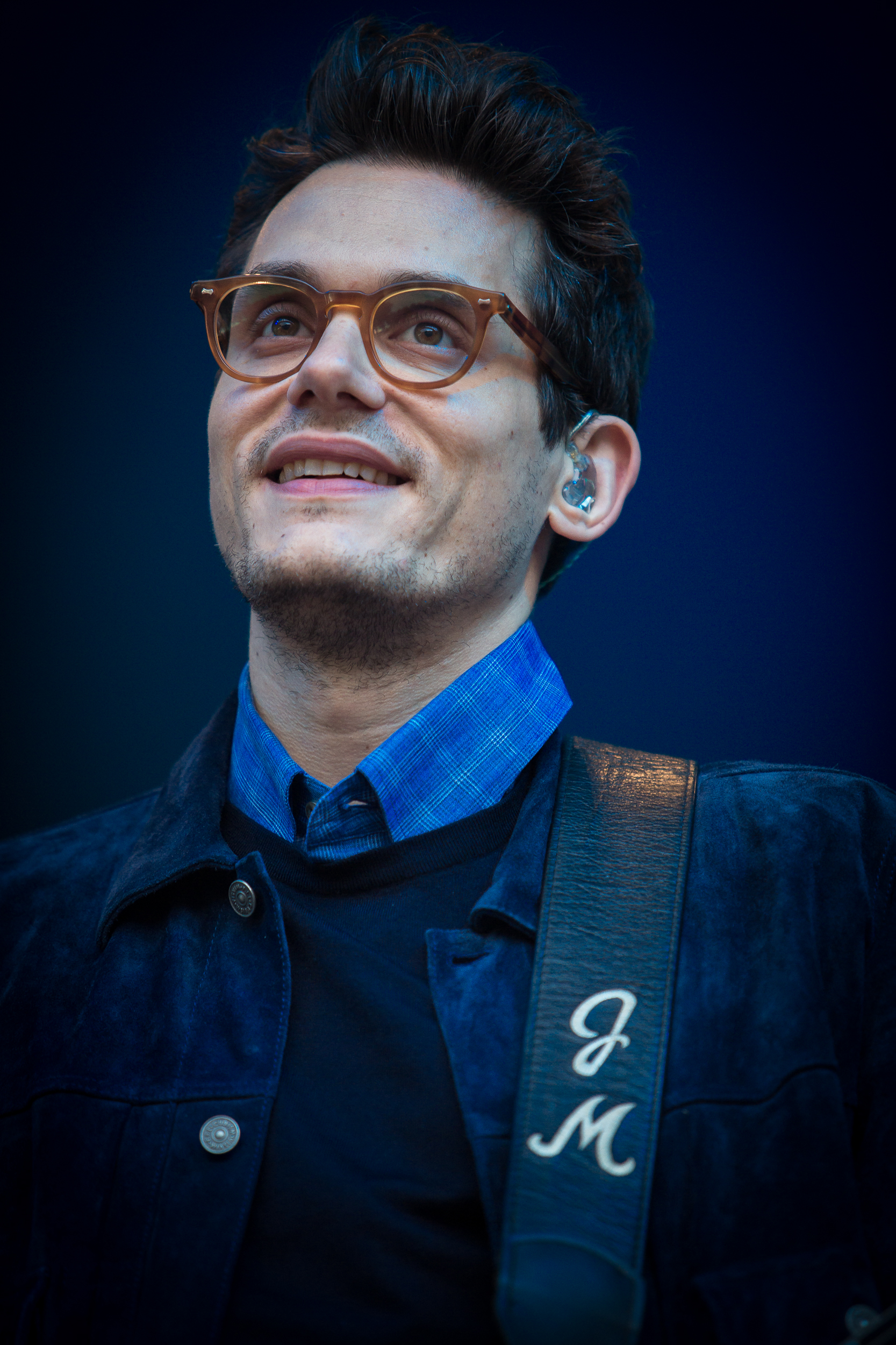 John Mayer live at Bergenfest 2014, Bergen.