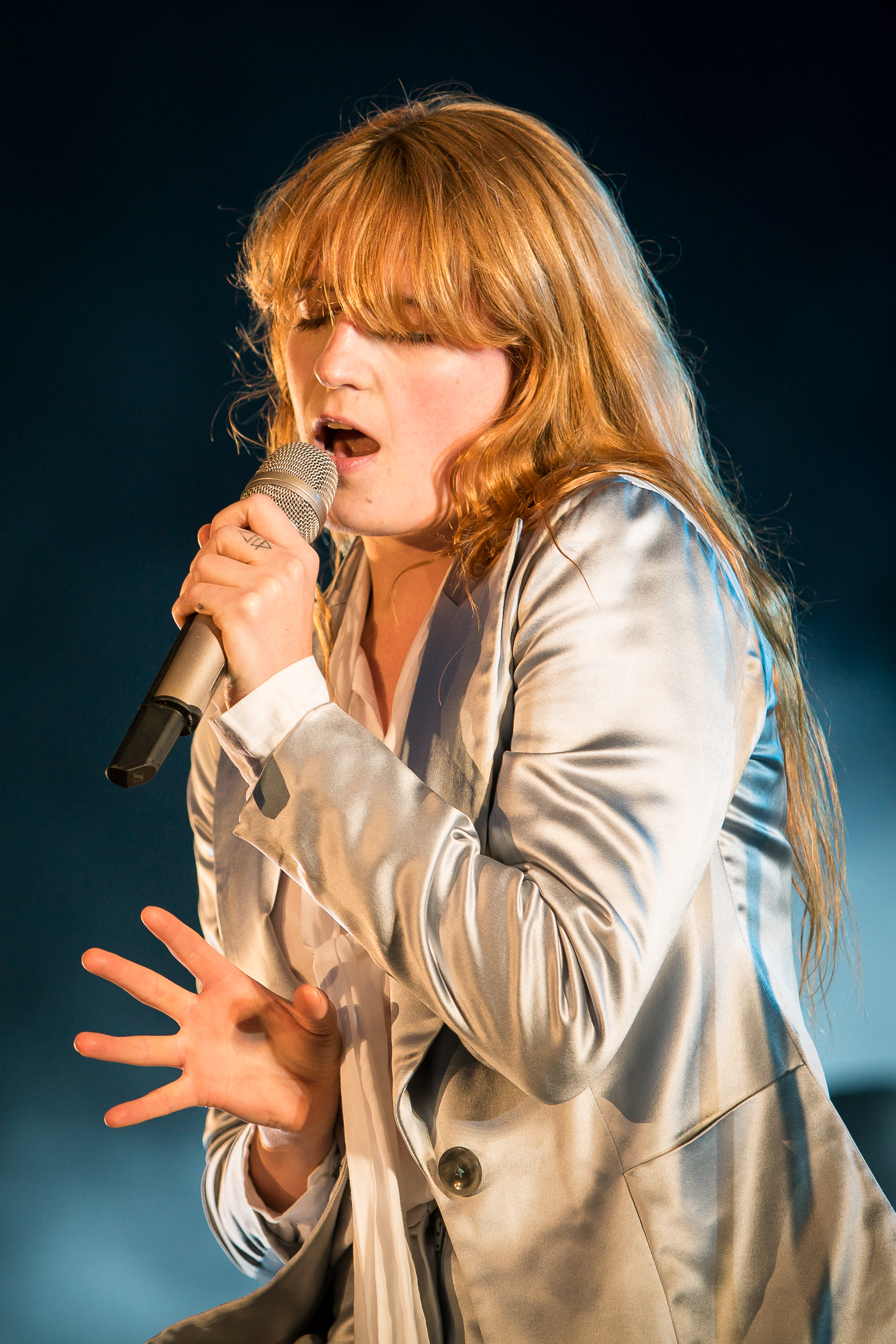 Florence + The Machine live at Øyafestivalen 2015, Oslo.