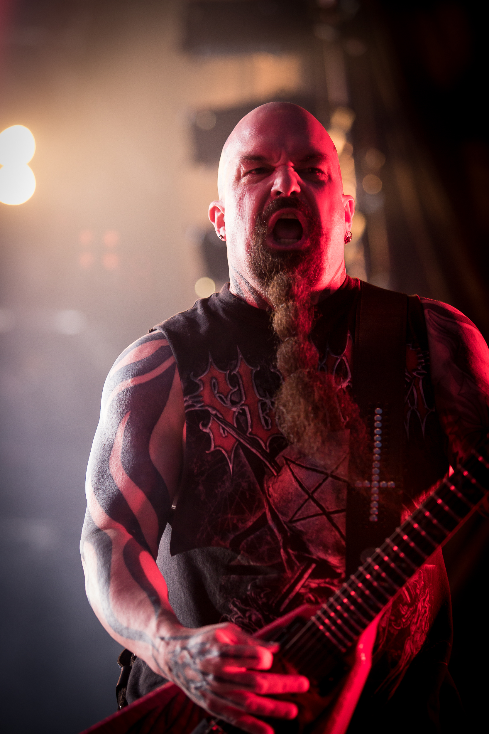 Slayer live at Øyafestivalen 2013, Oslo.