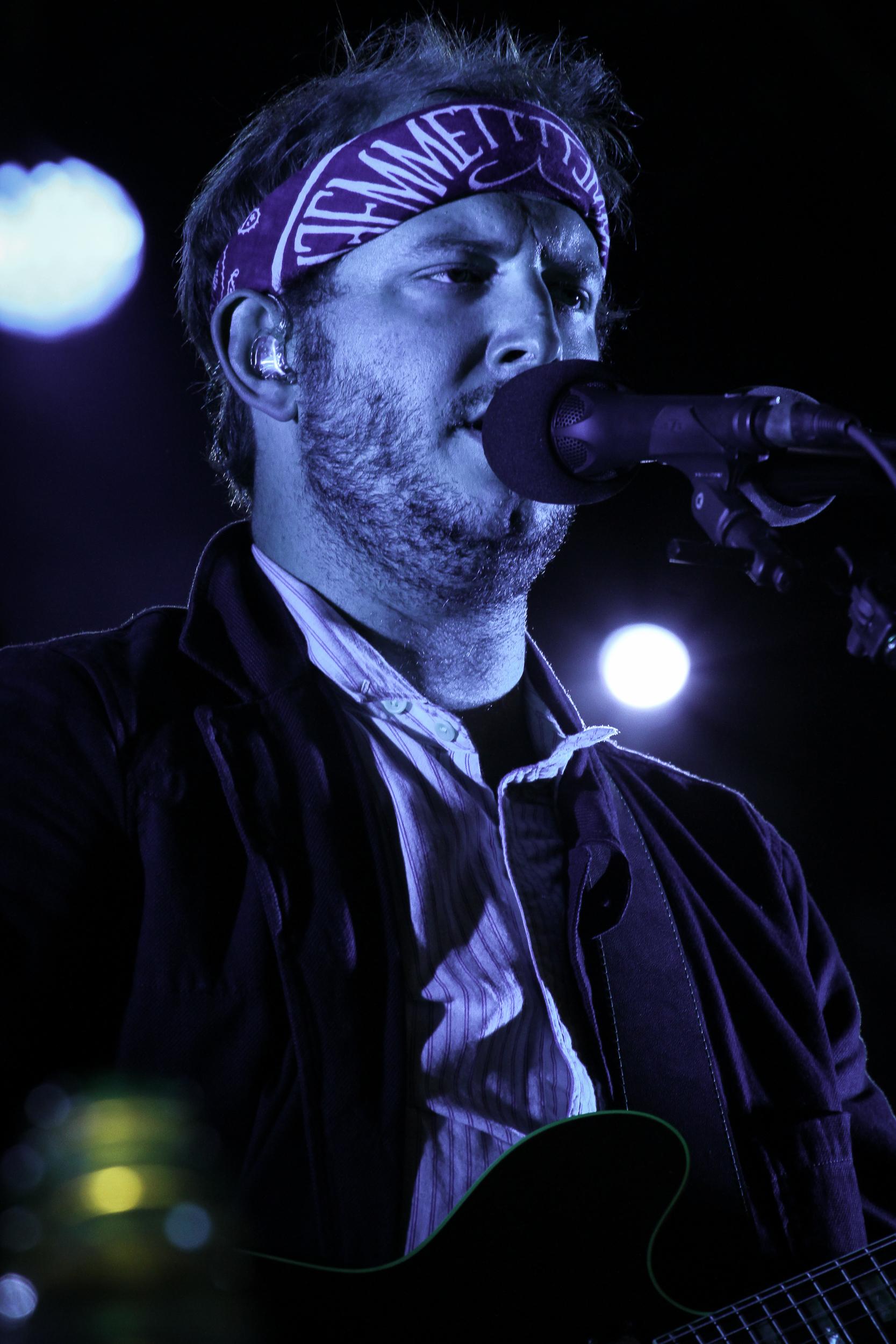 Bon Iver live at Øyafestivalen 2012, Oslo.