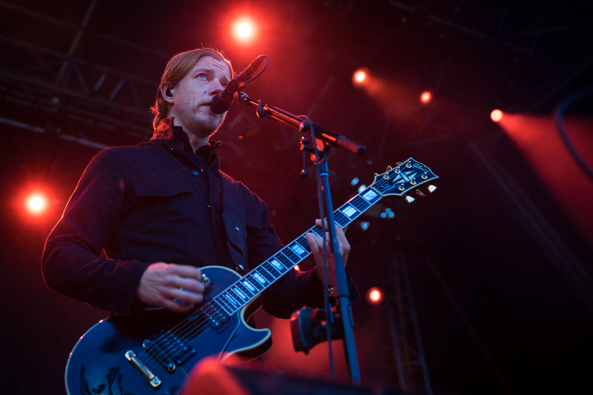 Interpol live at Bergenfest 2015, Bergen.