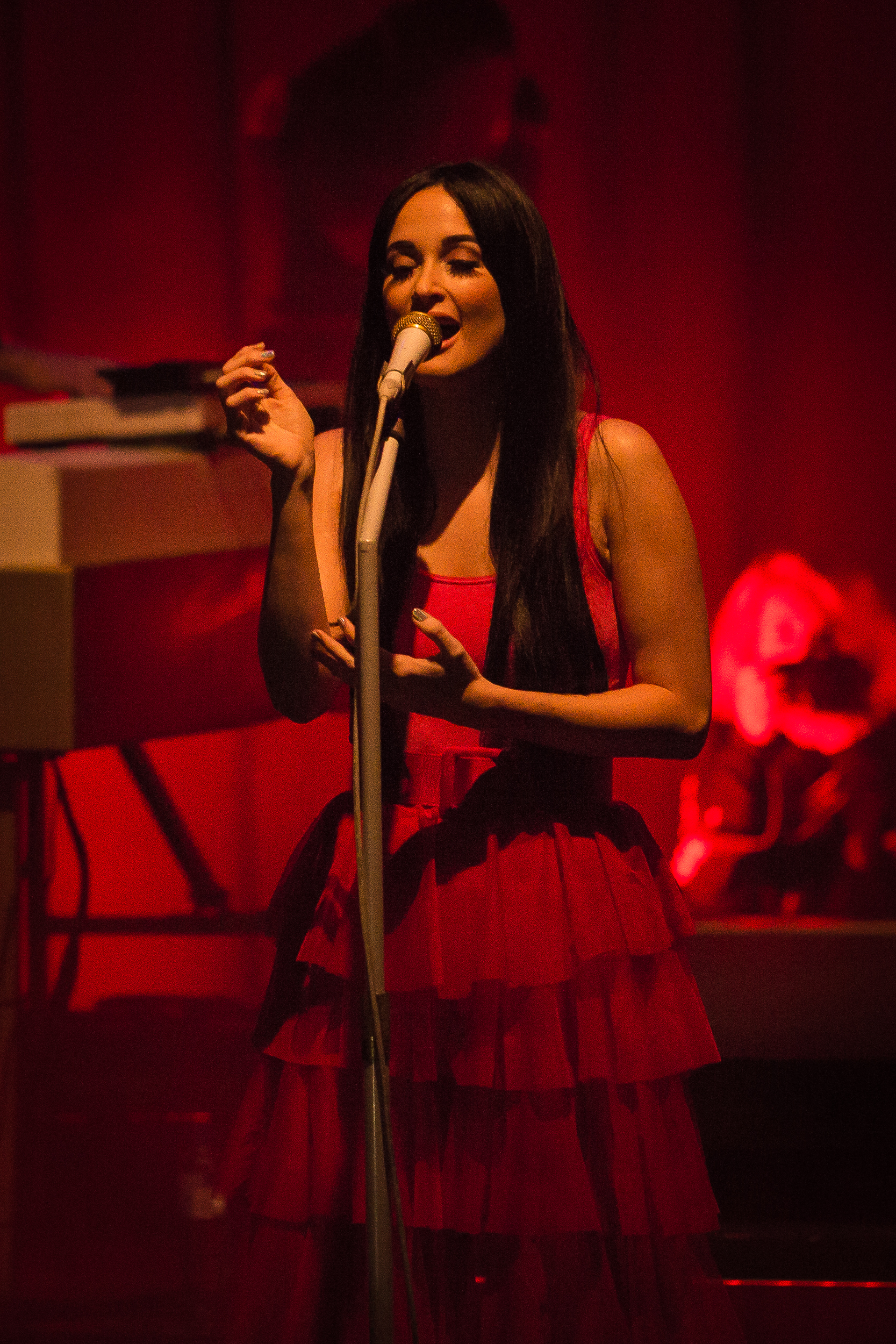 Kacey Musgraves live at Sentrum Scene