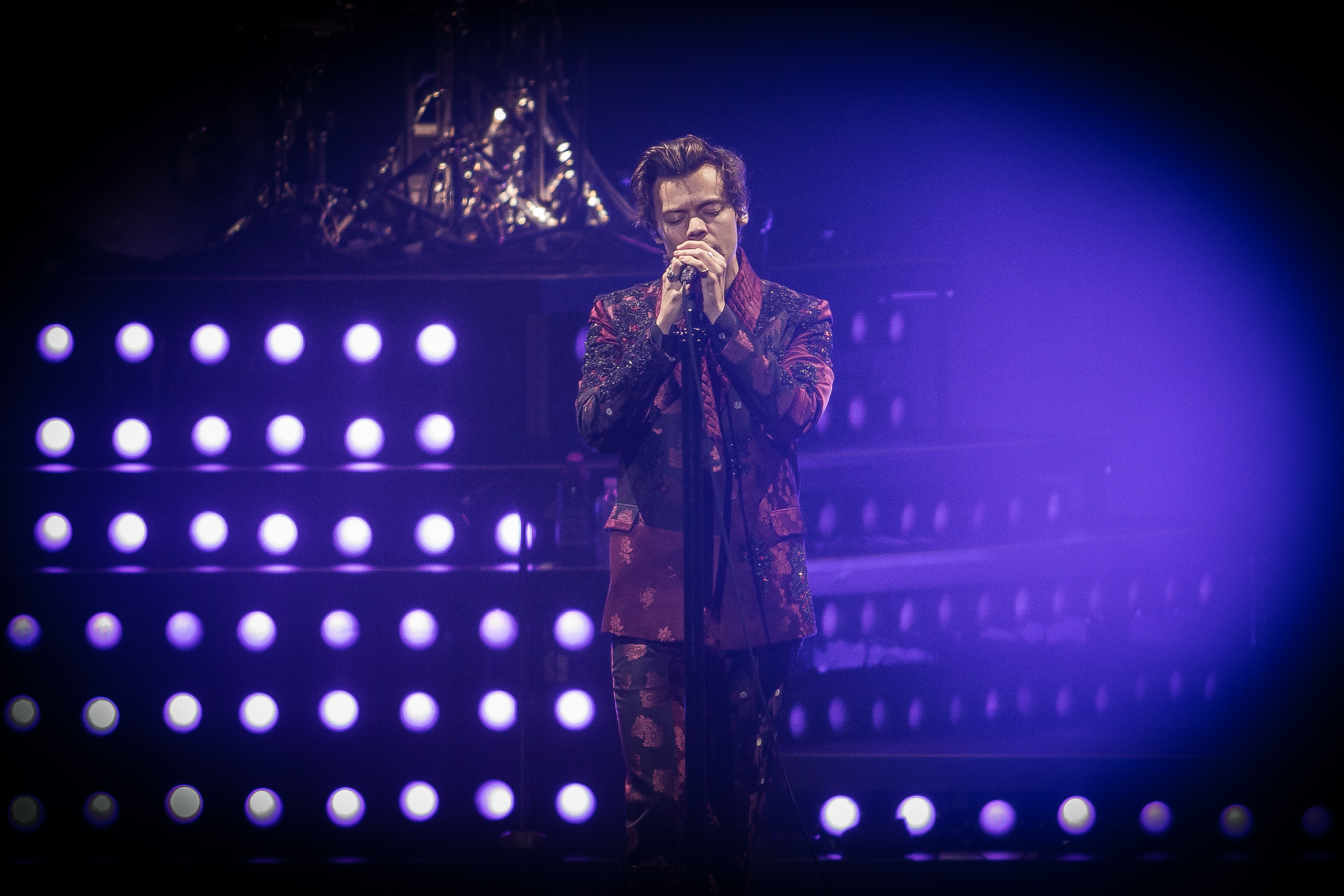 Harry Styles live at Oslo Spektrum