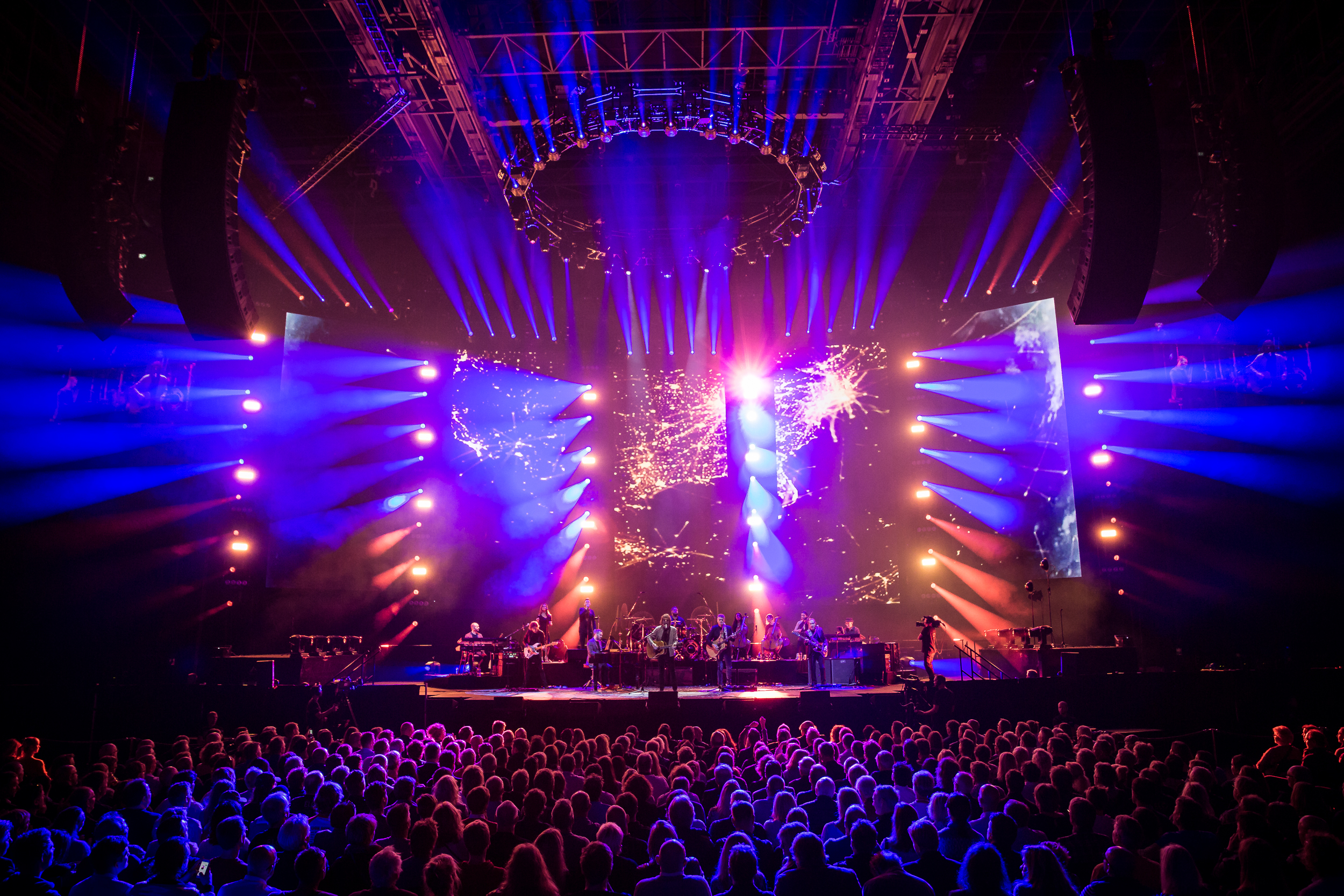 Jeff Lynne's ELO live at Oslo Spektrum