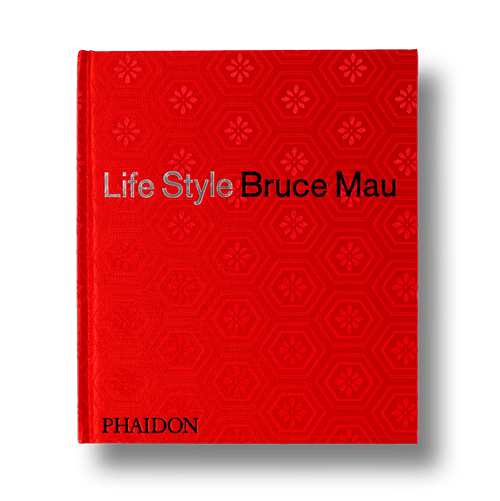 Bruce Mau Life Style Book Cover.