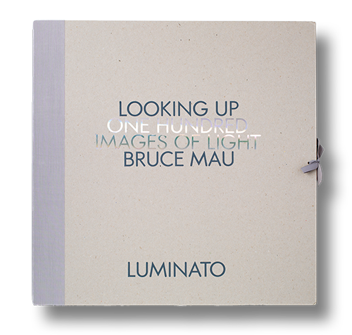 Bruce Mau Looking Up Book Cover
