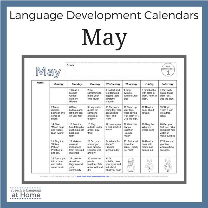 May Calendars