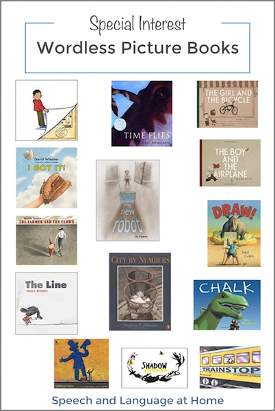 Special Interest Wordless Picture Books for speech therapy at home.jpg