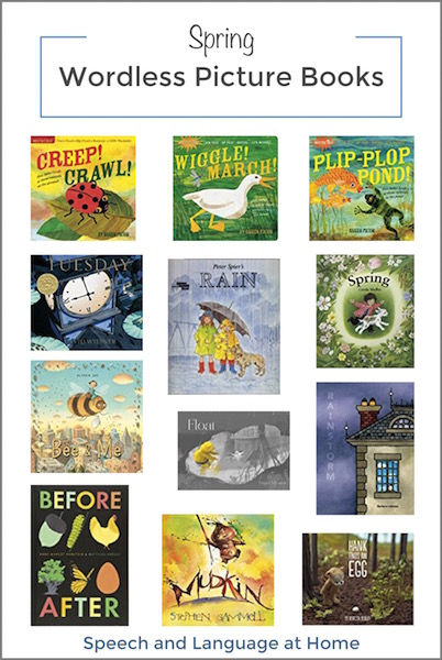 Spring Wordless Picture Books for speech therapy at home.jpg
