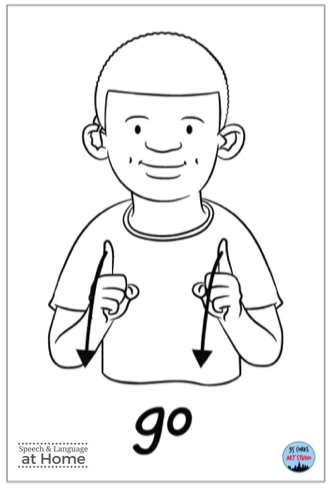 Early language parent handouts sign language go.png